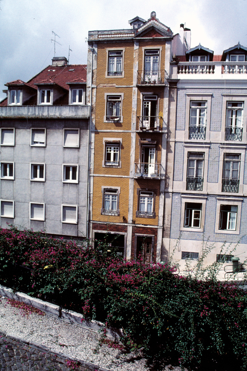 Lisbon Row Houses