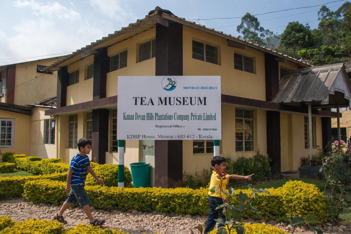 Kanan Devan Tea Museum