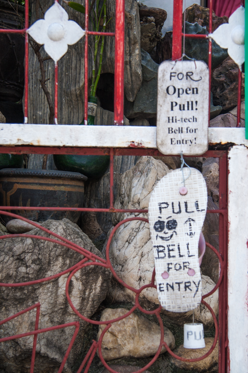 Hi-tech Entry Bell