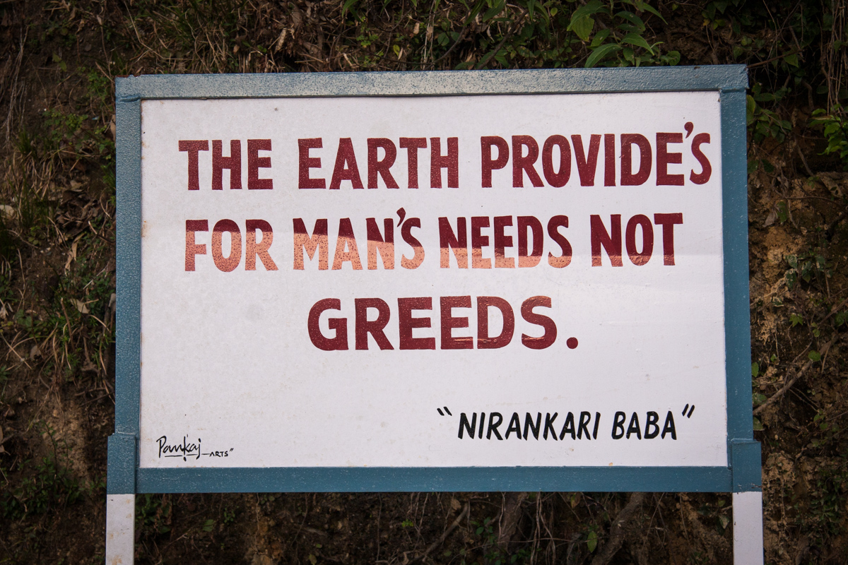 Needs Not Greeds