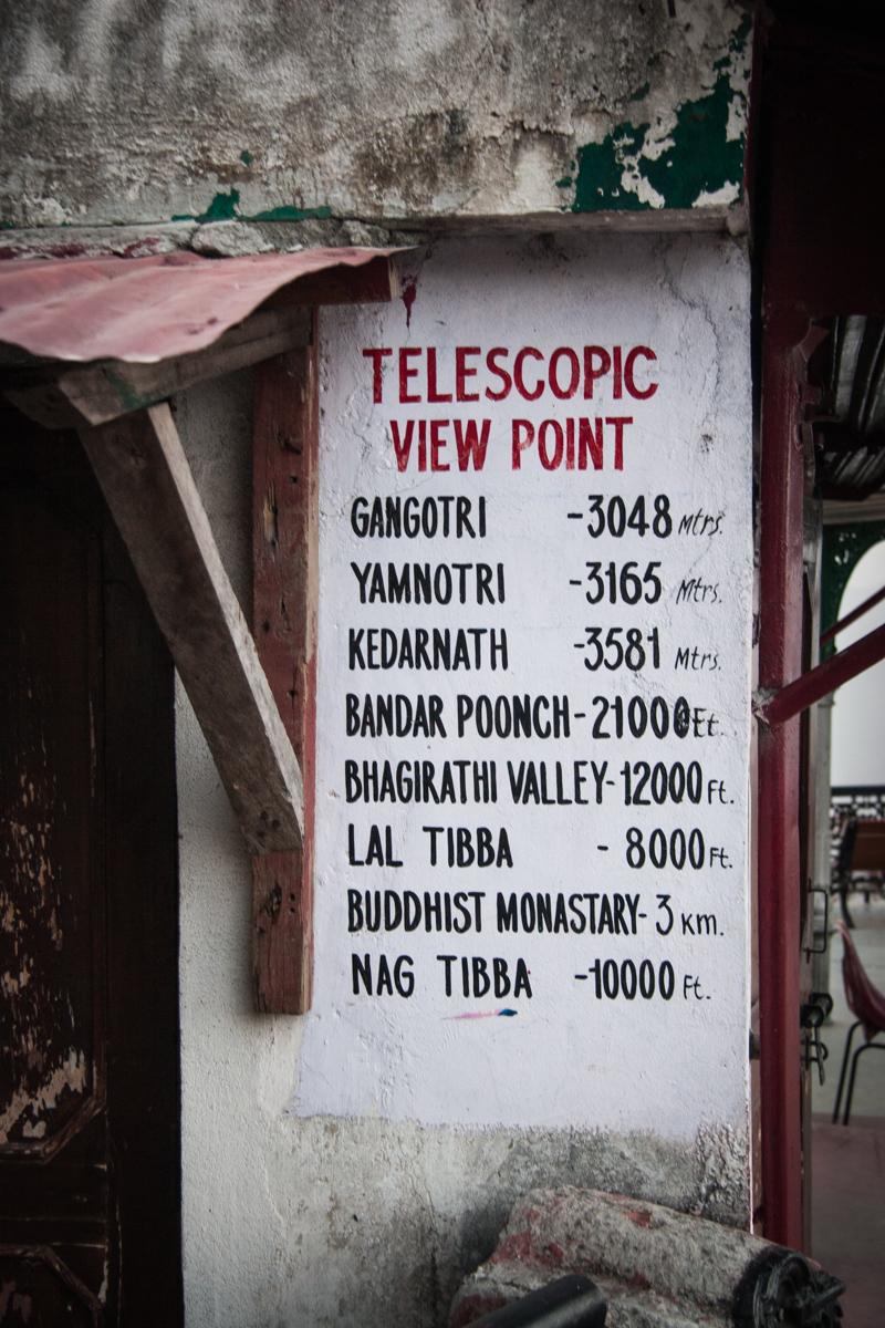 Telescopic View Point