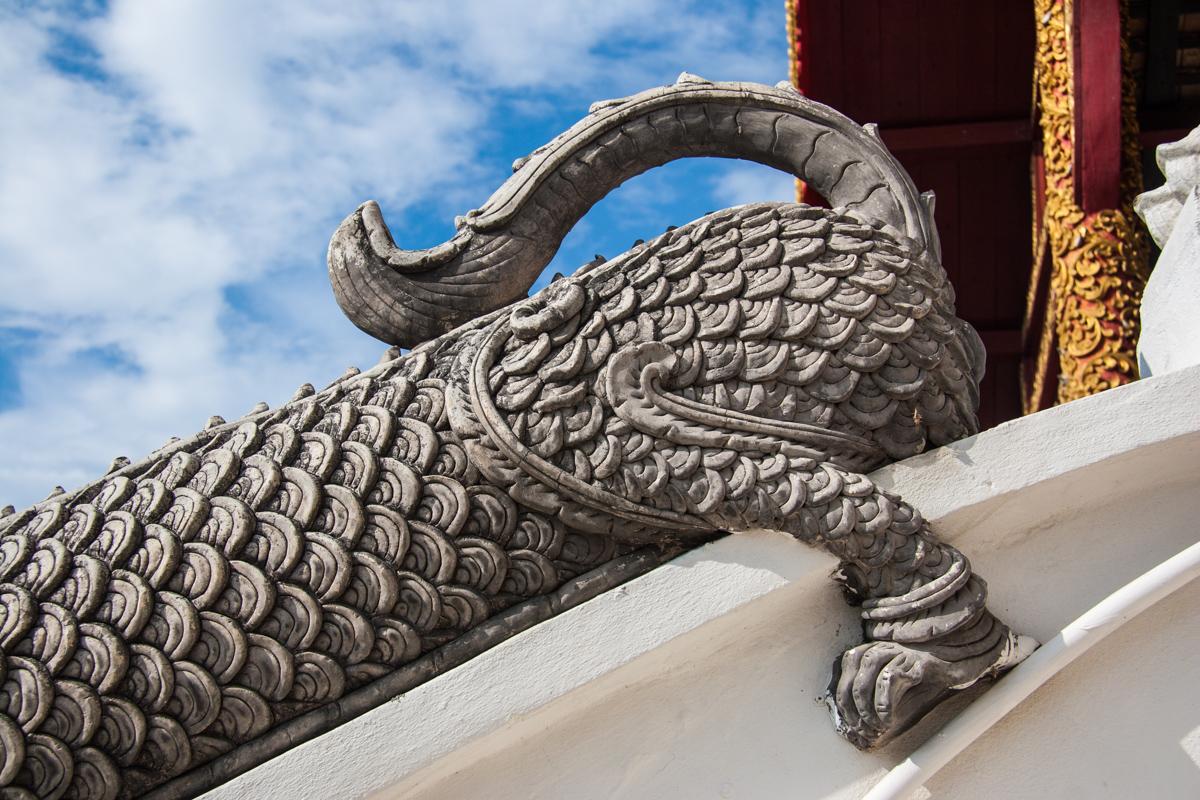 Tail of the Naga