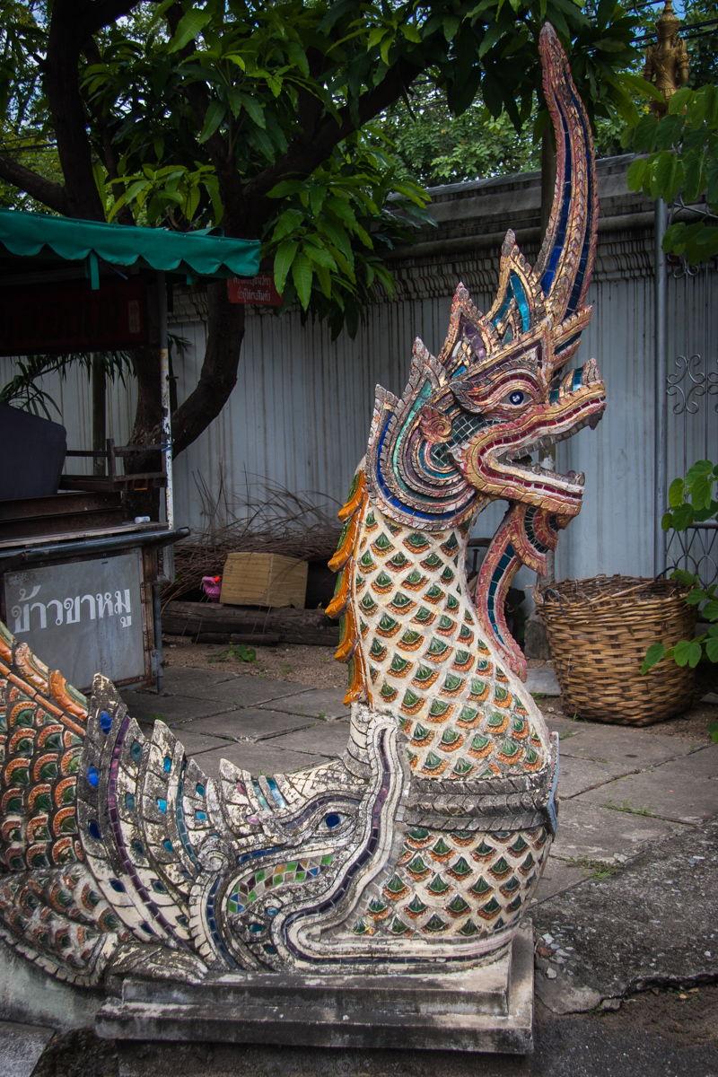 Weathered Naga