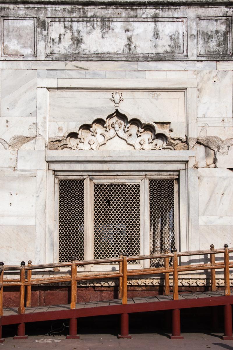 Door into the Hammam