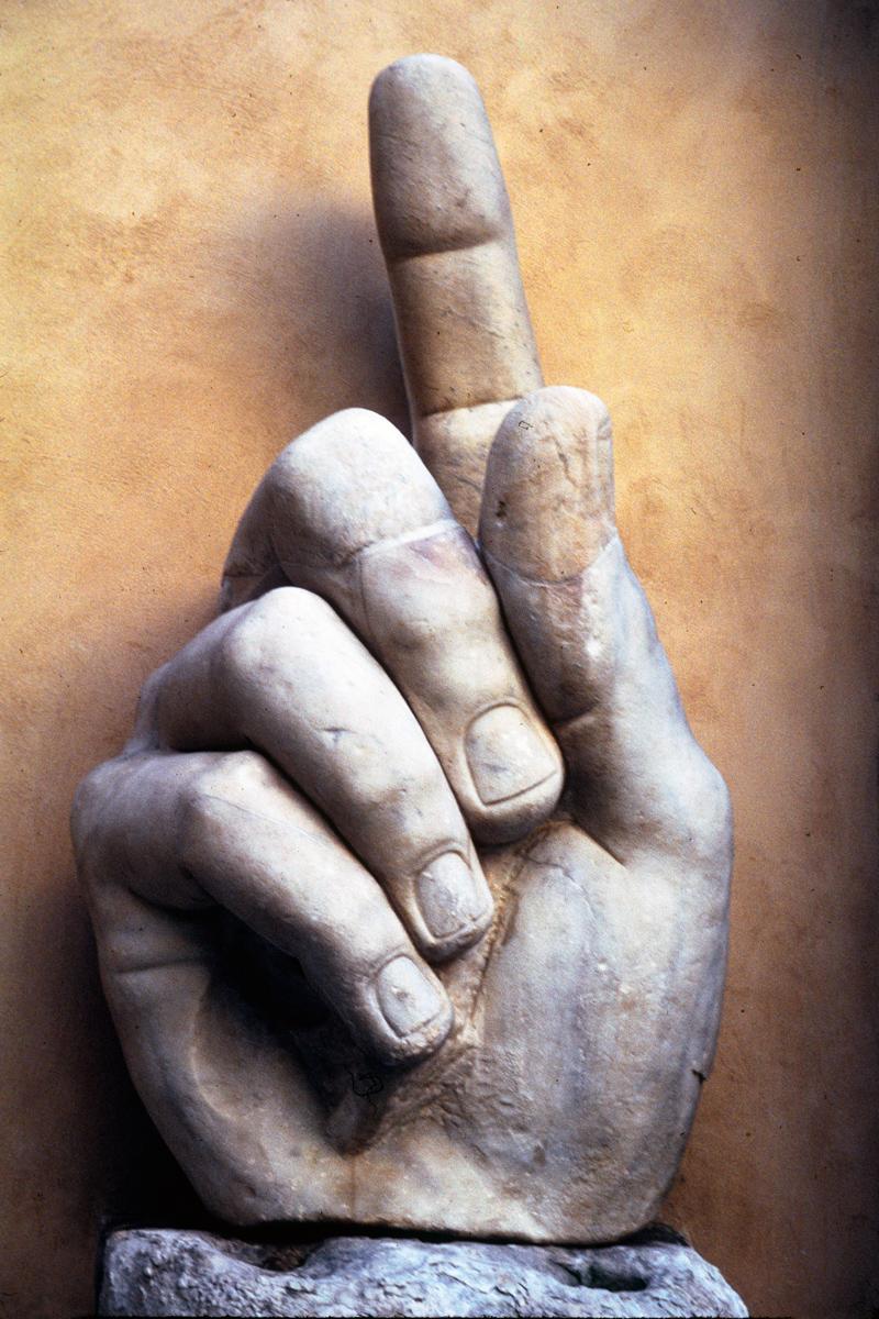 Constantine's Hand