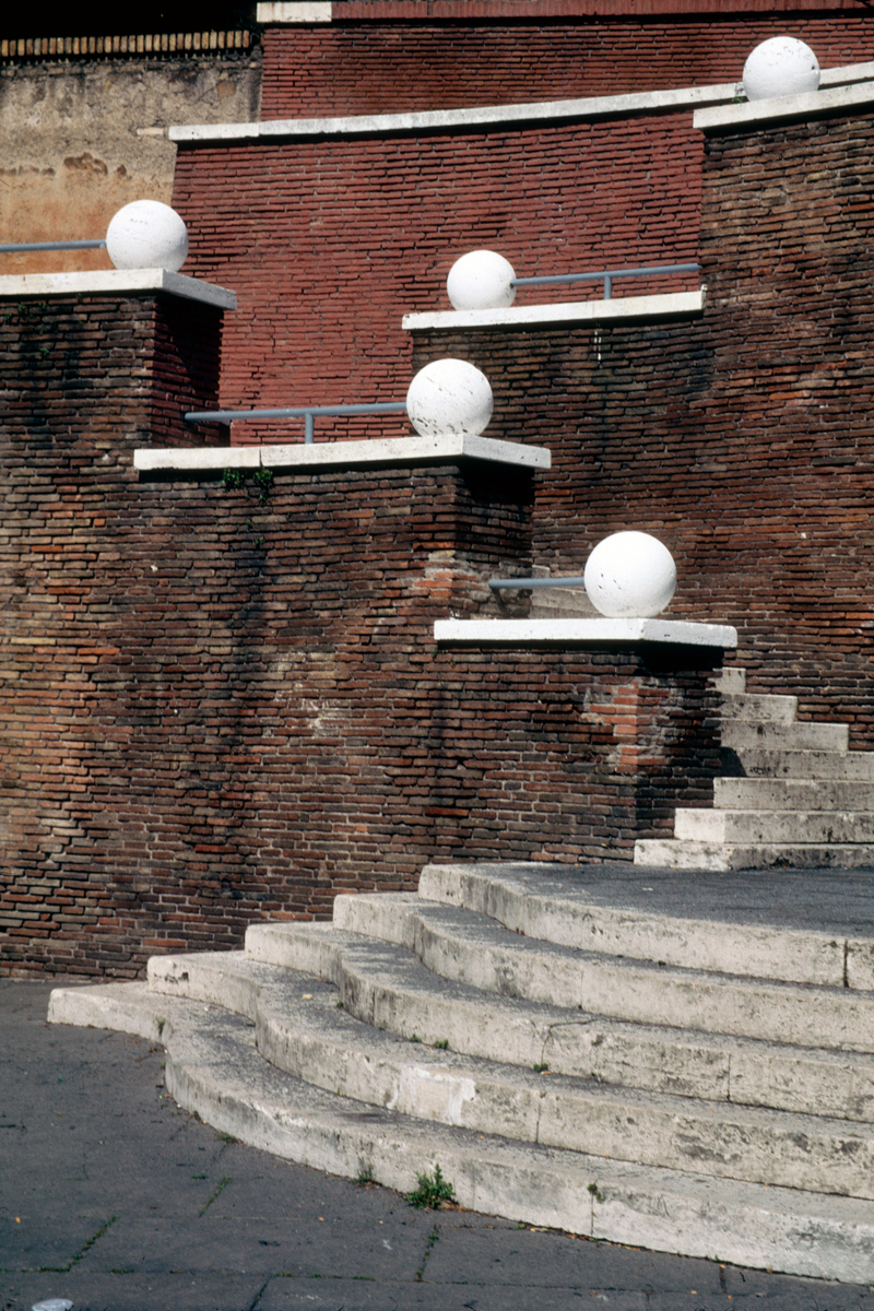 Globe Staircase