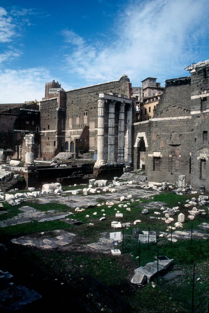 New Excavation Ruins 1