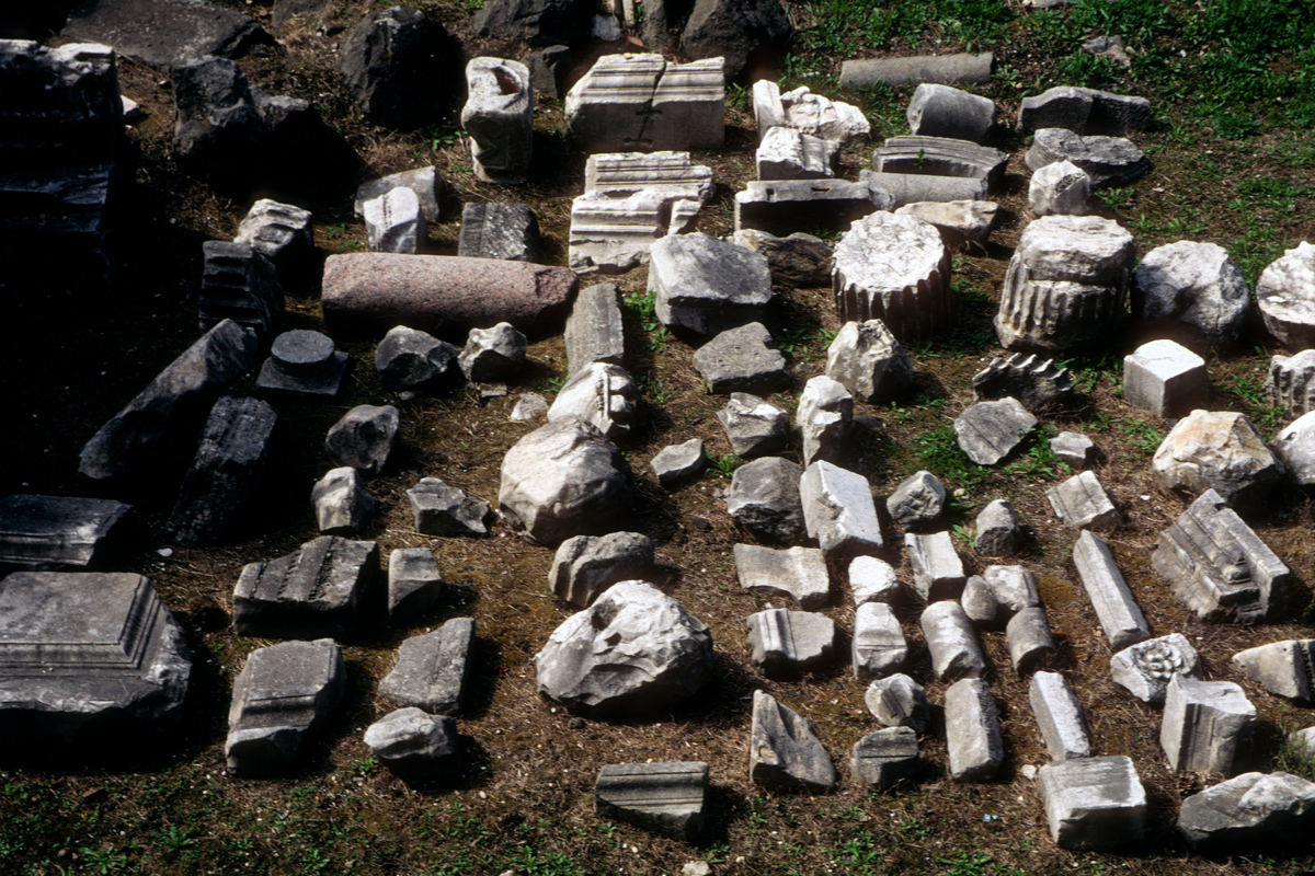 New Excavation Ruins 3