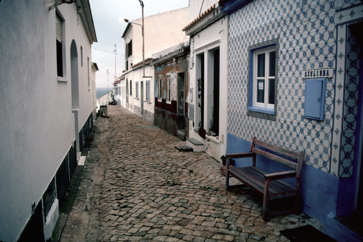 Salema Main Path