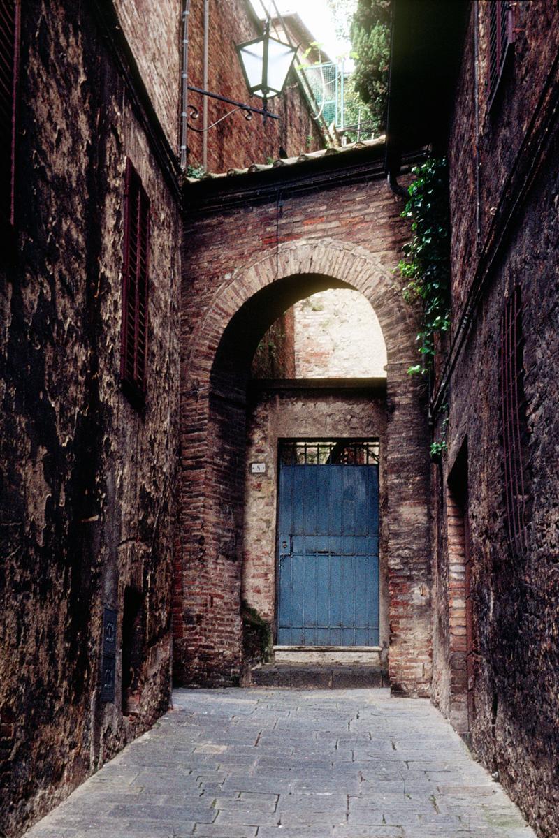 Blue Door Alley