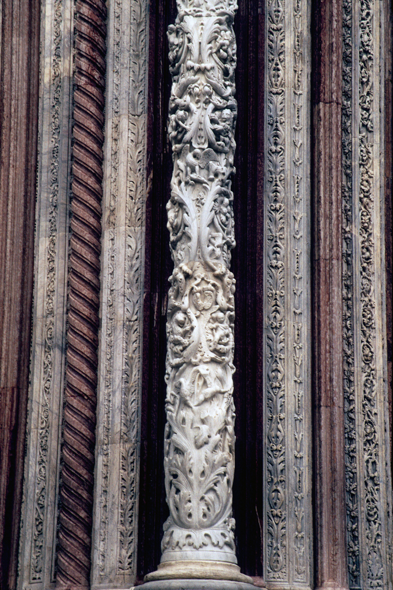 Siena Cathedral Twisted Marble 1