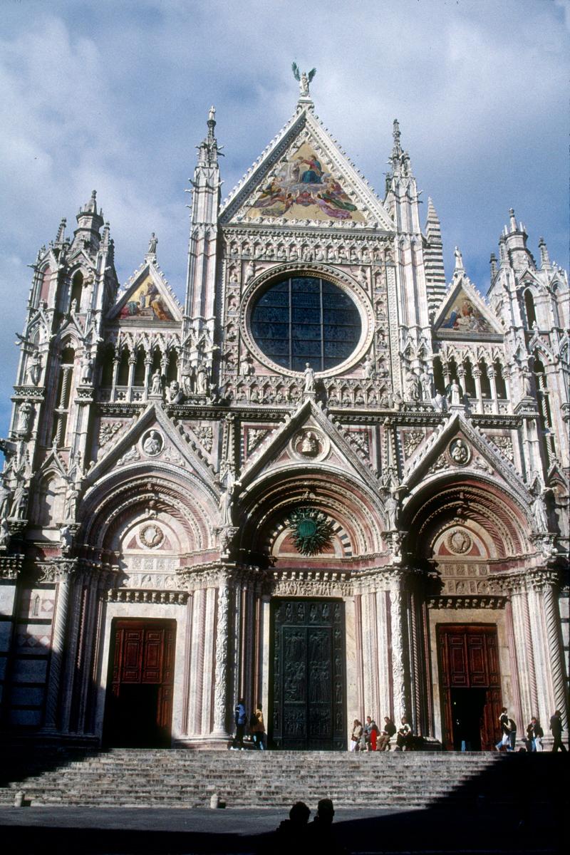 Siena Cathedral Facade