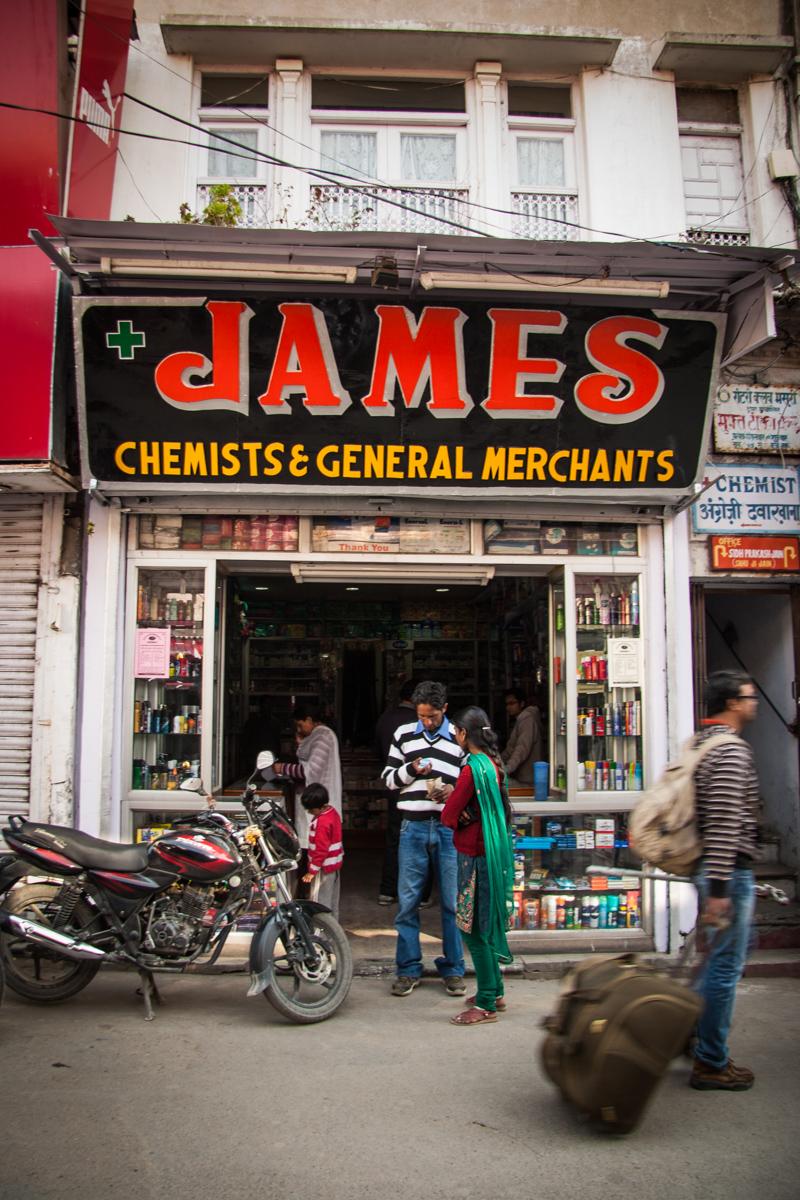 James Chemists & General Merchants