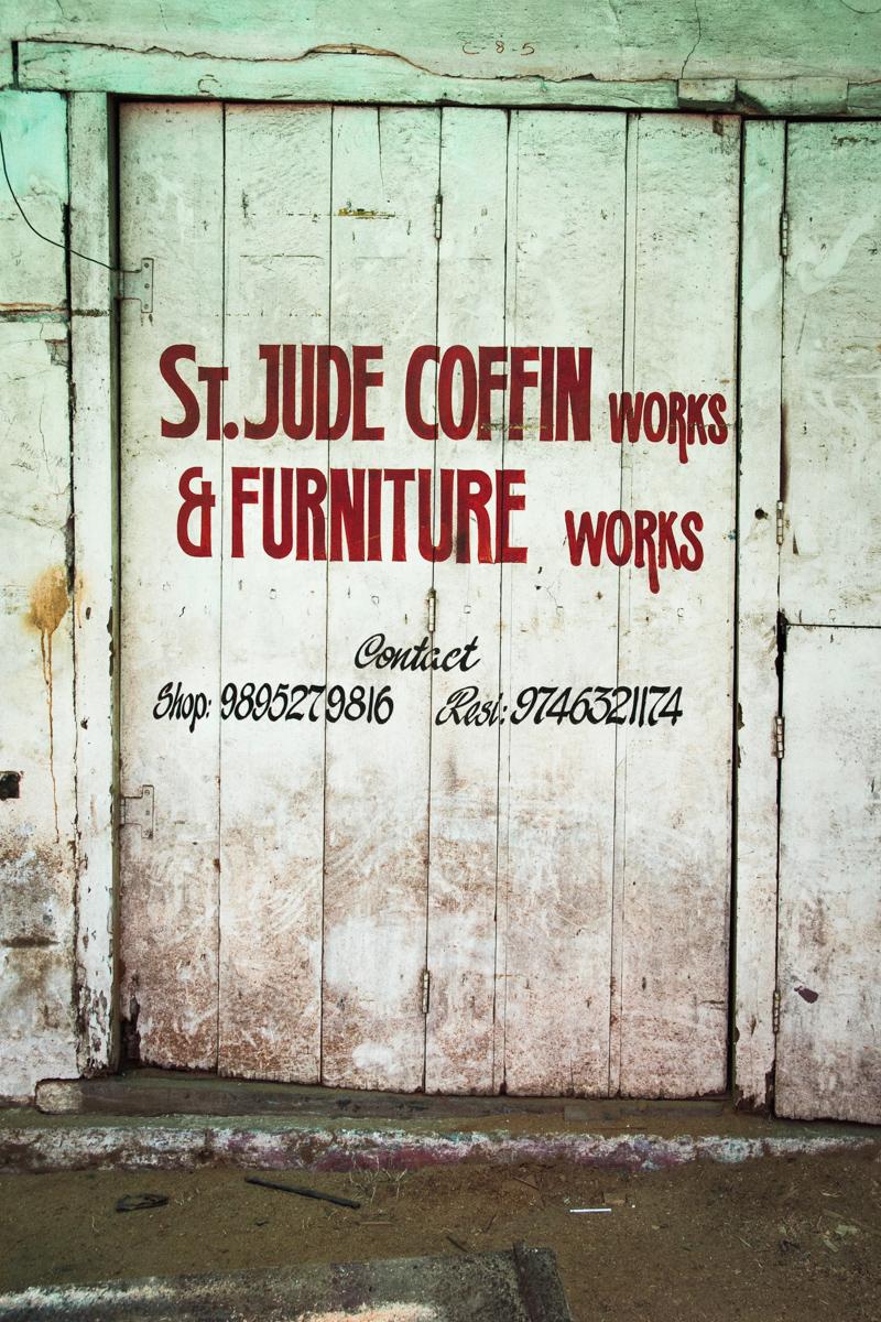 St. Jude Coffin & Furniture Works