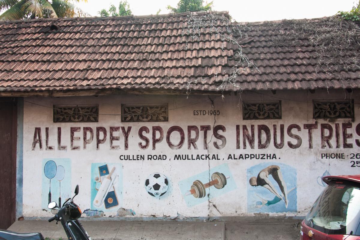 Alleppey Sports Industries