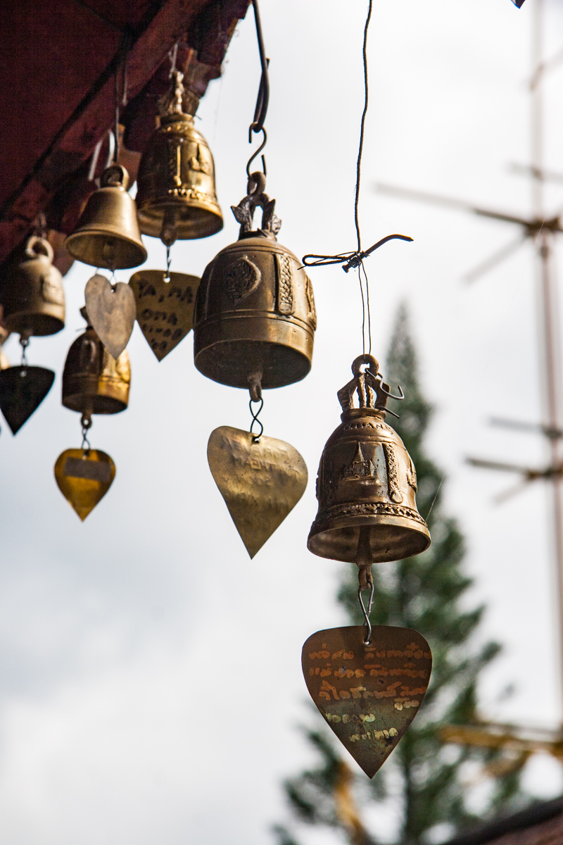Bells and Sky