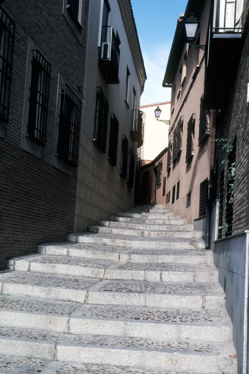 Alley Stairs