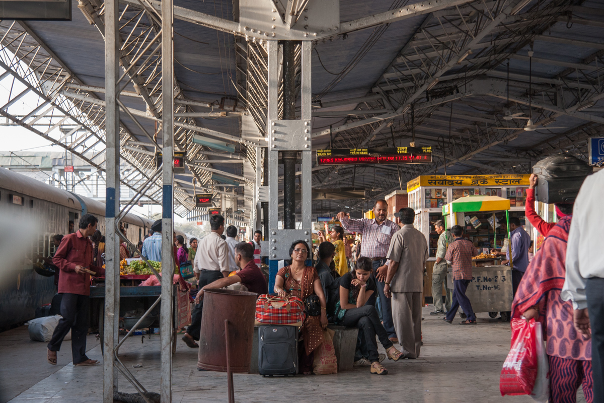 Agra Cantonment Station