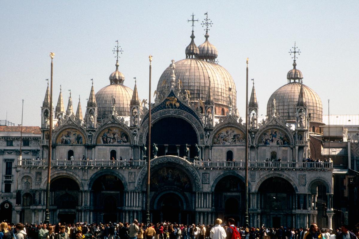 San Marco Long View