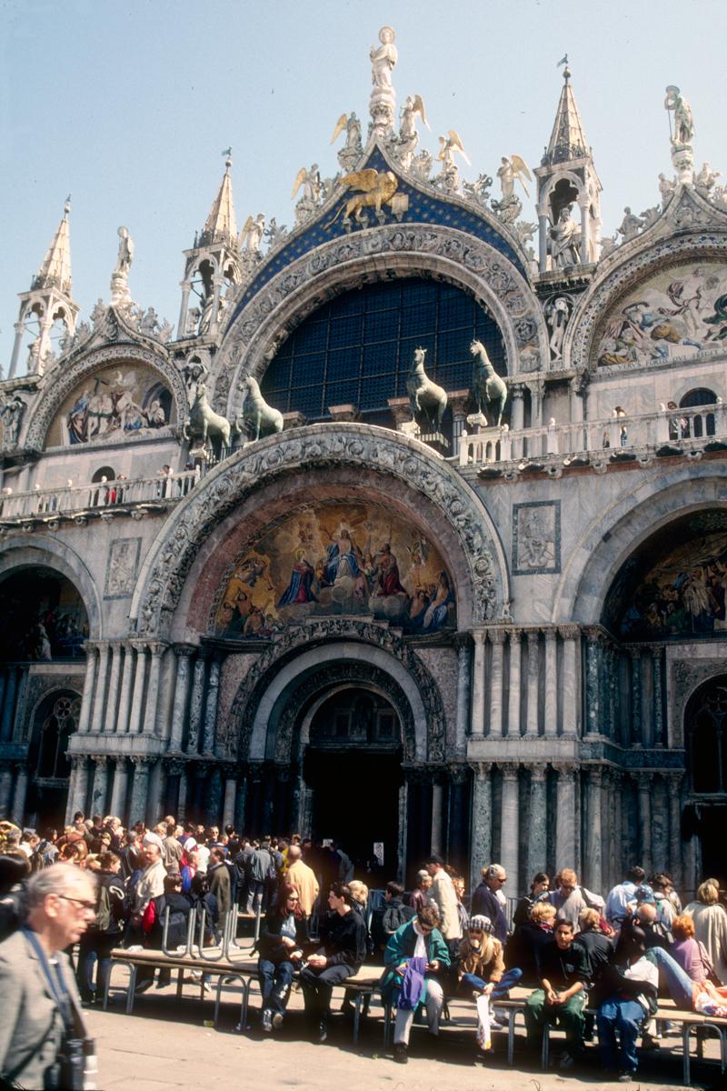 San Marco Facade