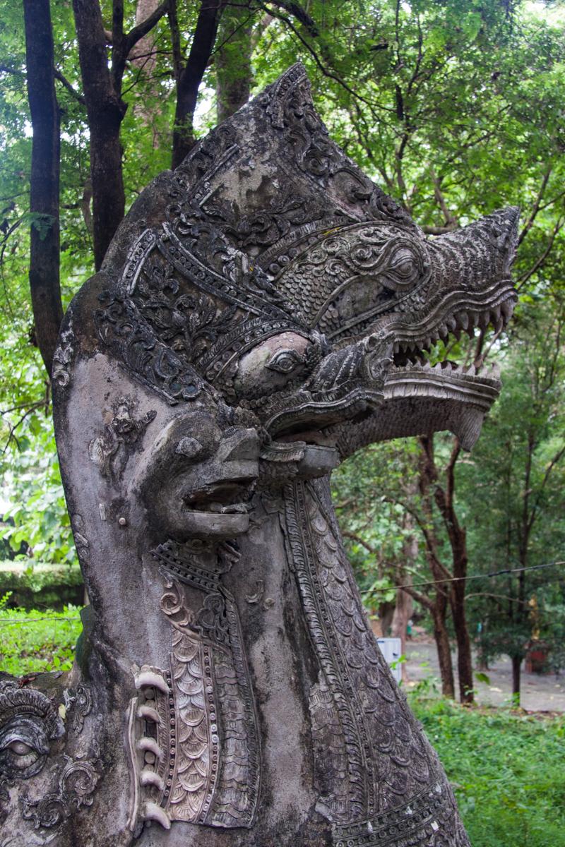 Three-headed Naga