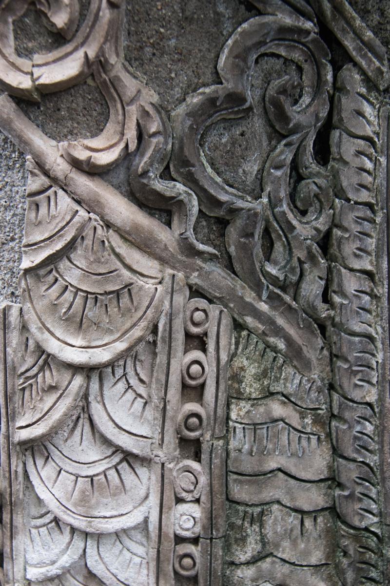 More Naga Decorations