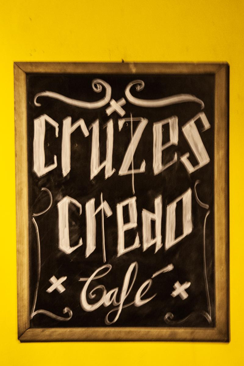 Cruzes Credo Cafe