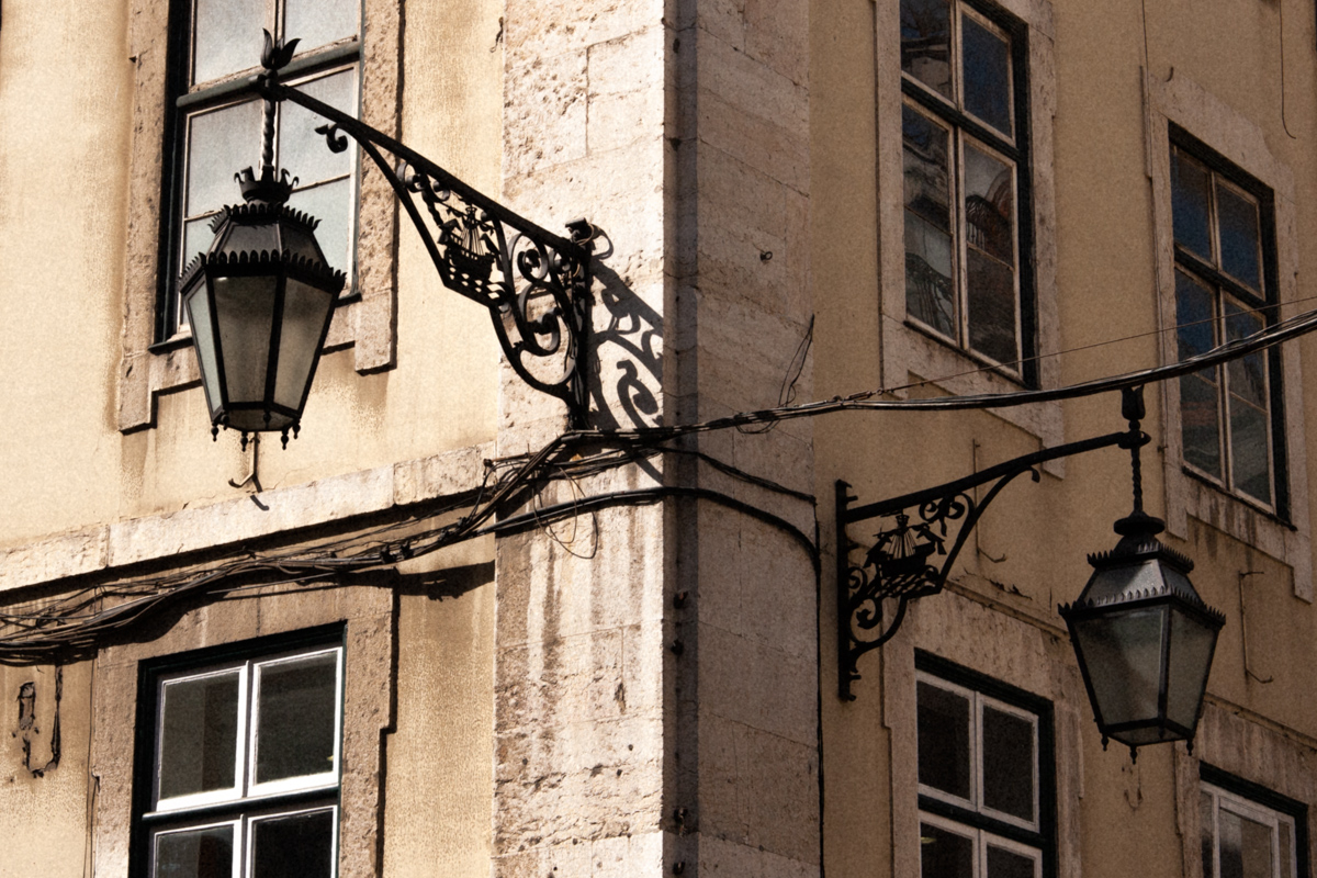 Lamps and Windows