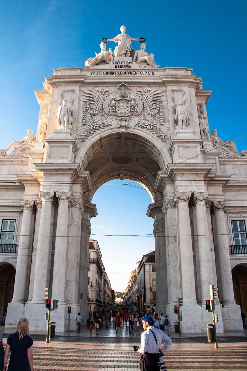 Arco Triunfal da Rua Augusta