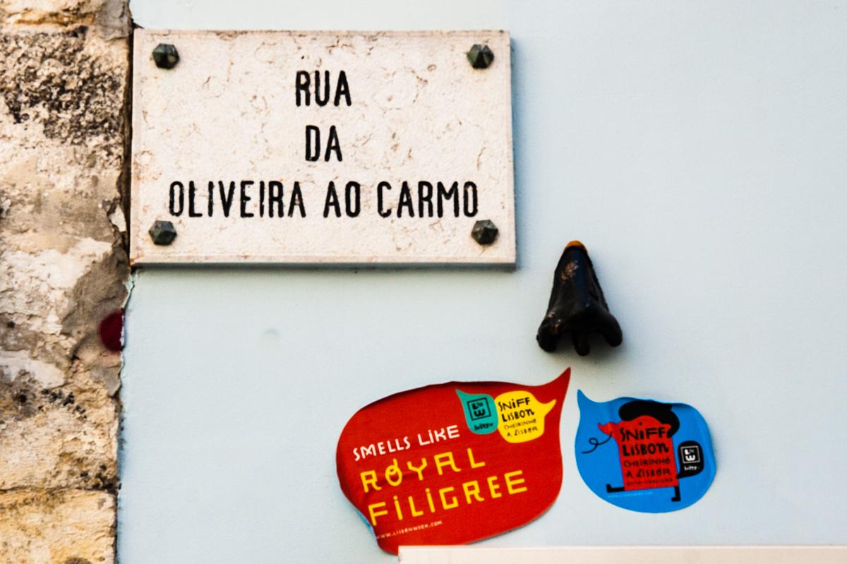 Sniff Lisbon
