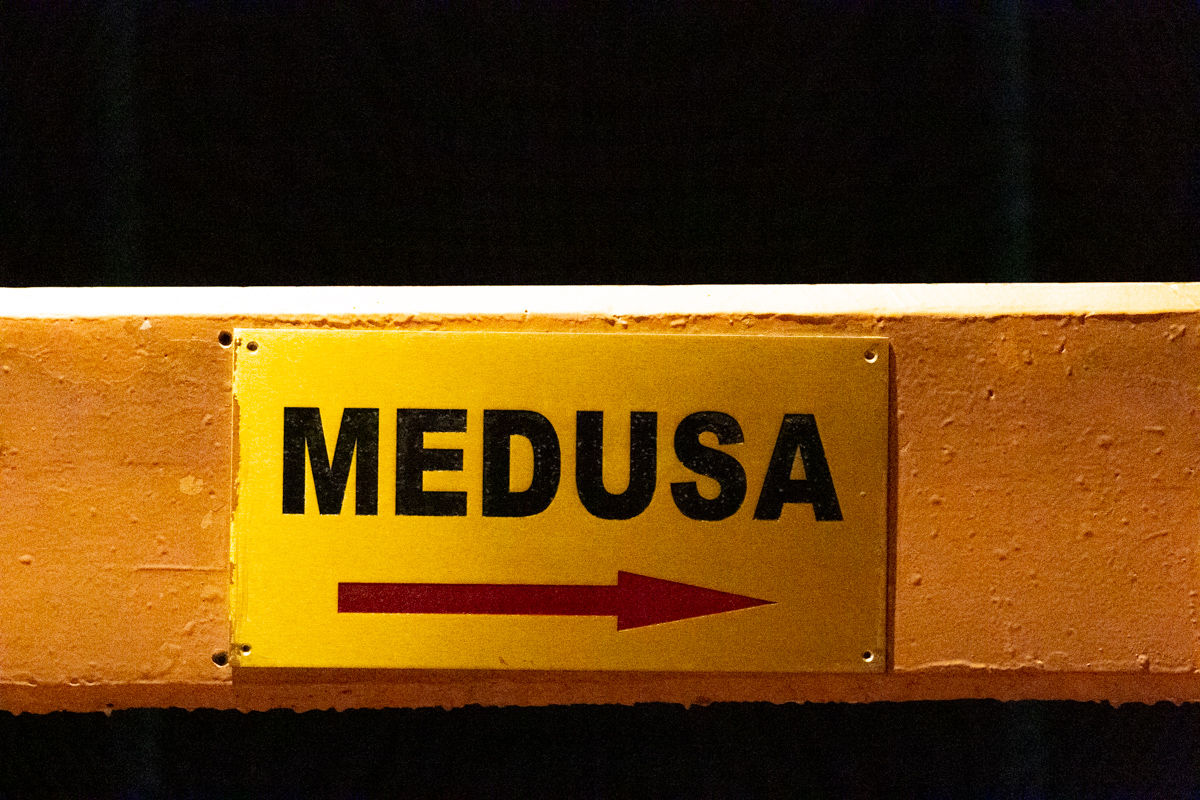 Medusa This Way