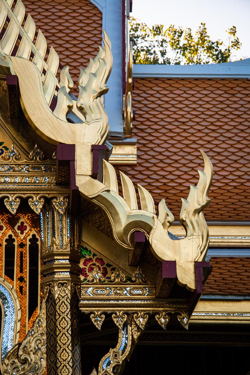 Pavillion Detail