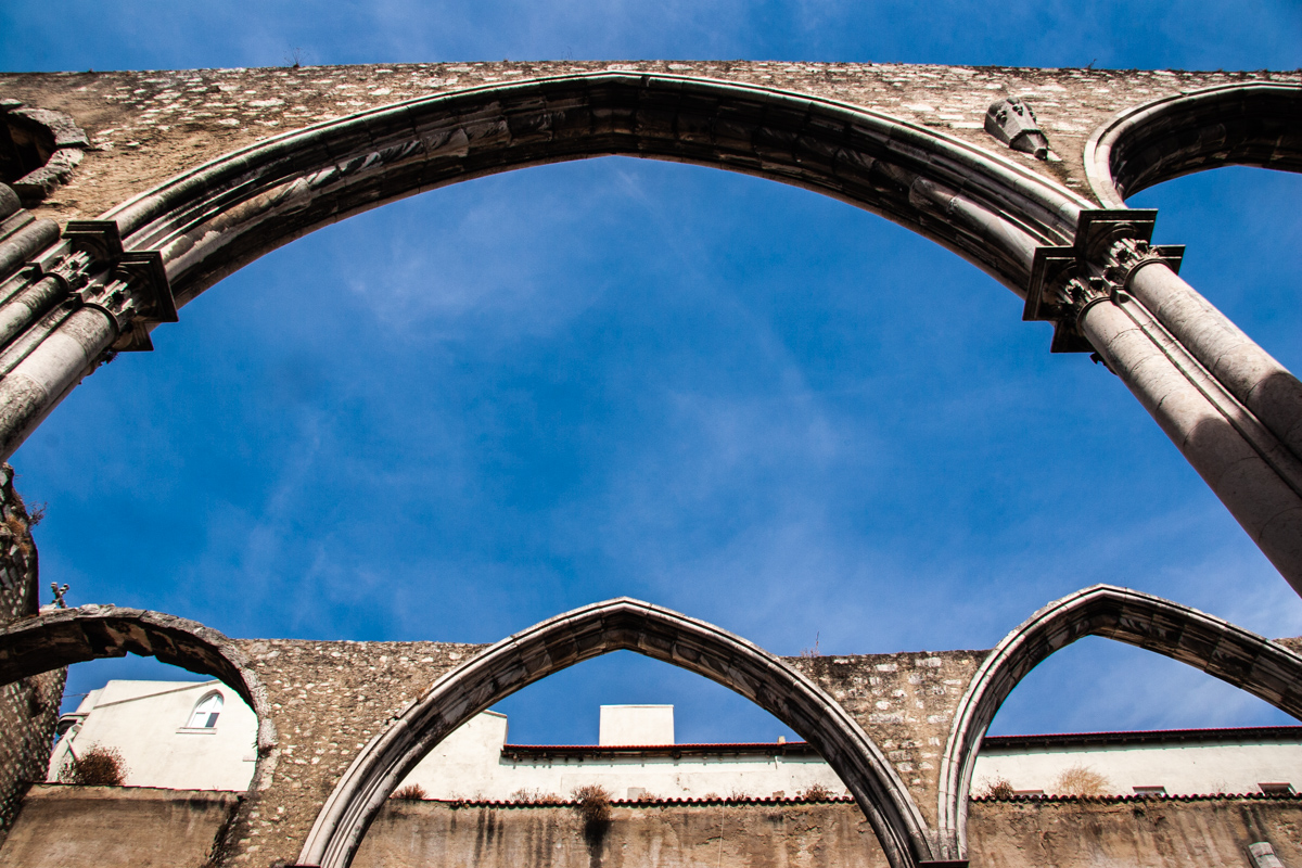 Arches and Sky