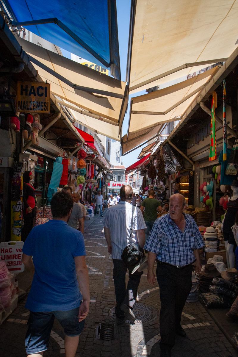 Outdoor Market Street
