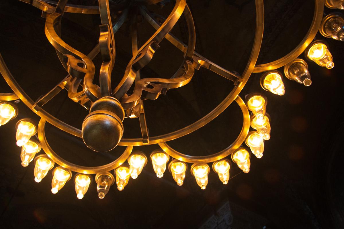 Illuminated Chandelier