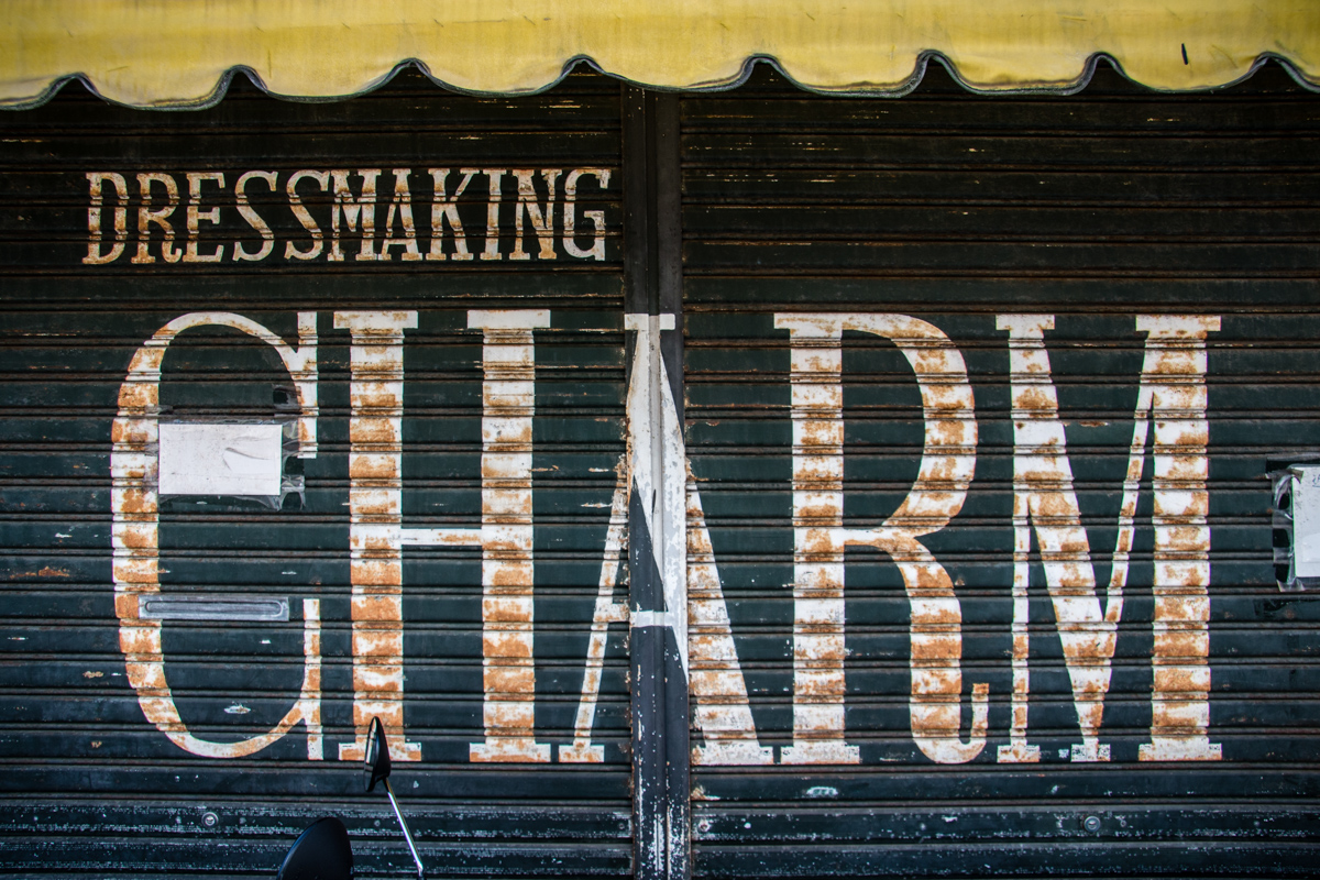Dressmaking Charm