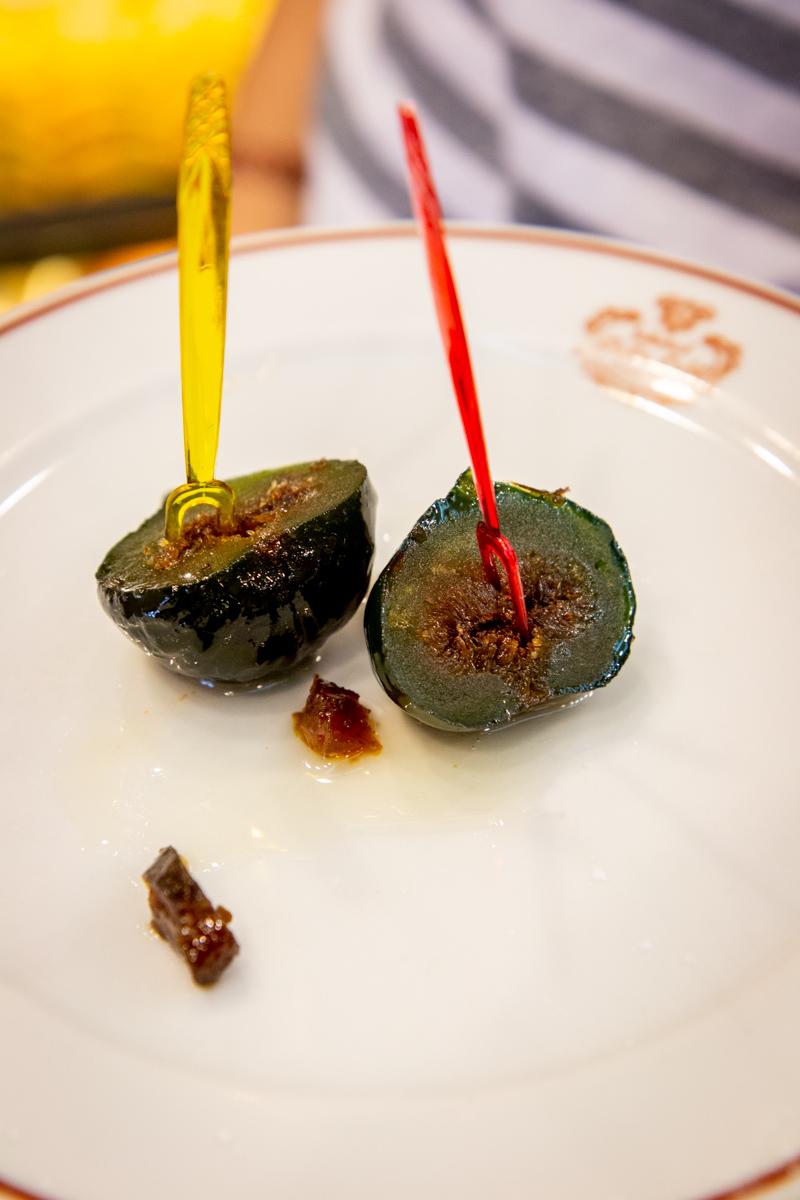 Sugared Figs