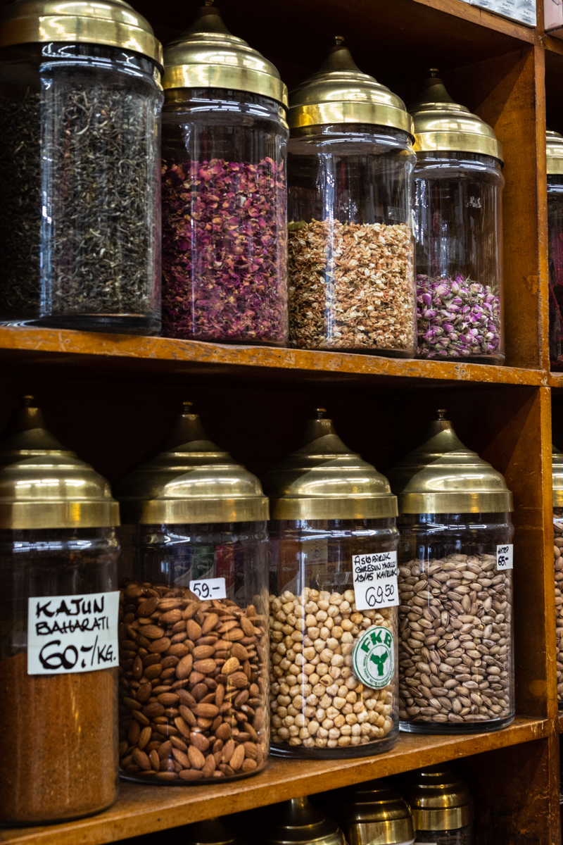 Spices and Beans