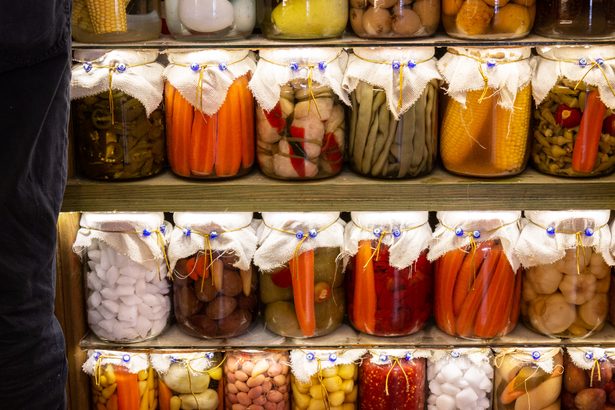 Traditional Pickles