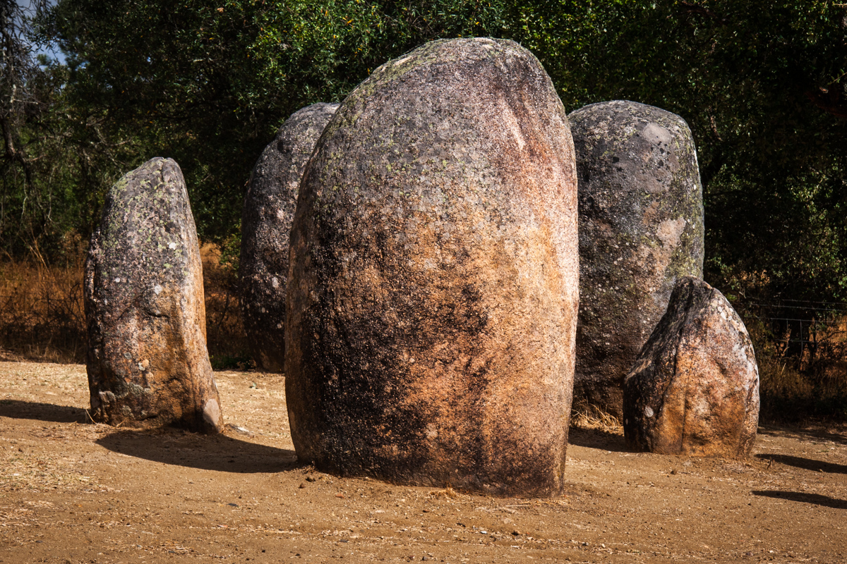 Grouping of Menhirs