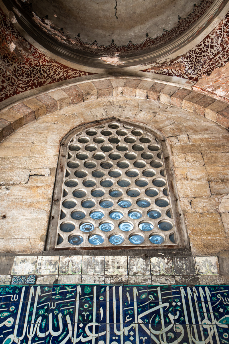 Window and Tile Detail