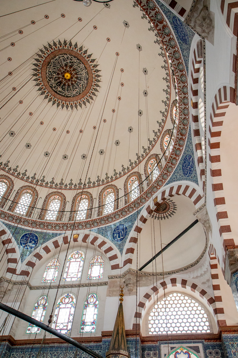 Striped Arches and Dome