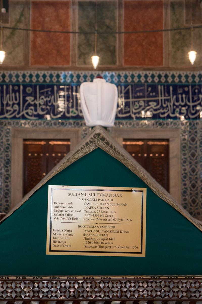 Tomb of Suleyman I