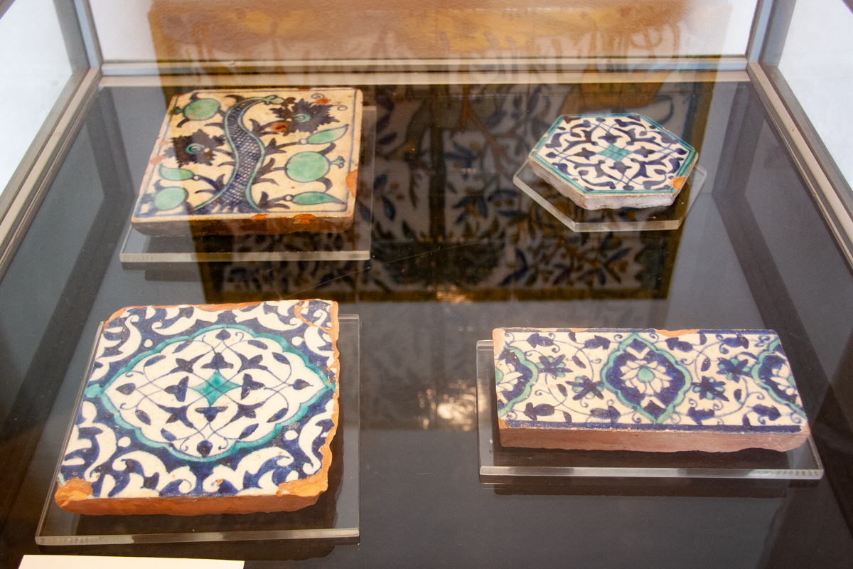 17th Century Indian Tiles