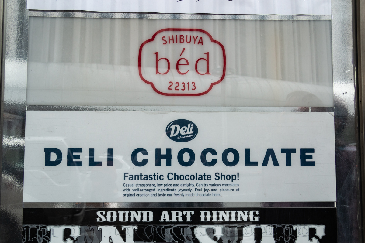 Deli Chocolate