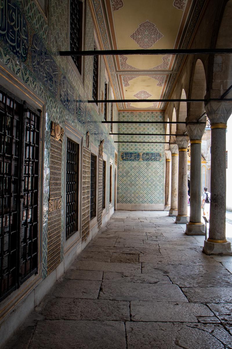 Corridor Outside the Harem