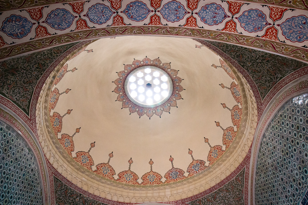 Dome with Skylight