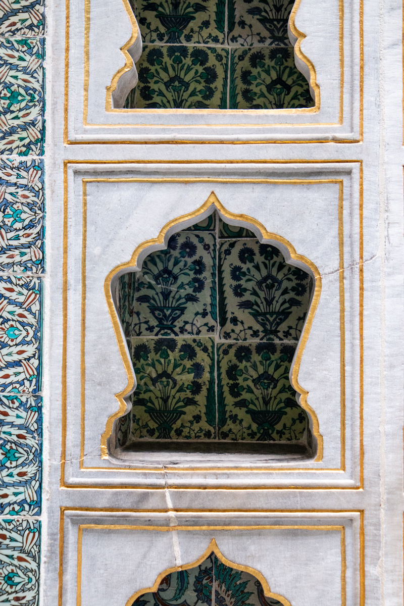 Tiled Niches