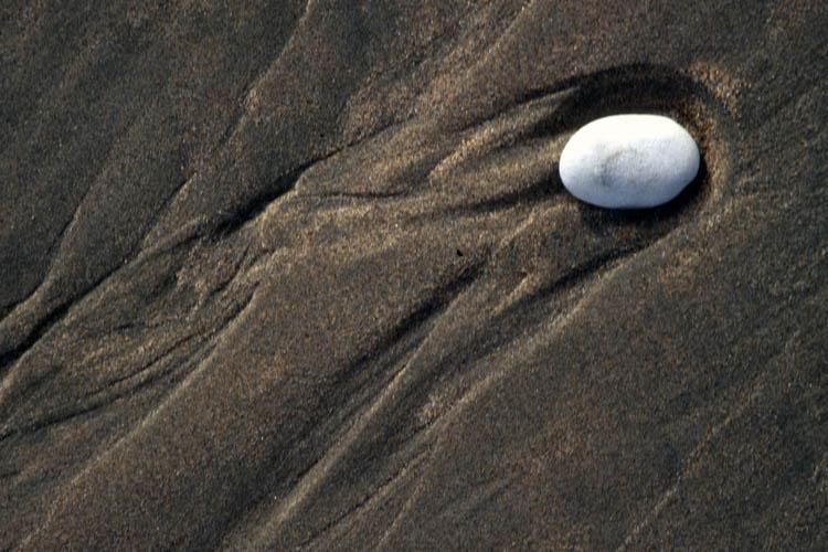 Lone White Rock